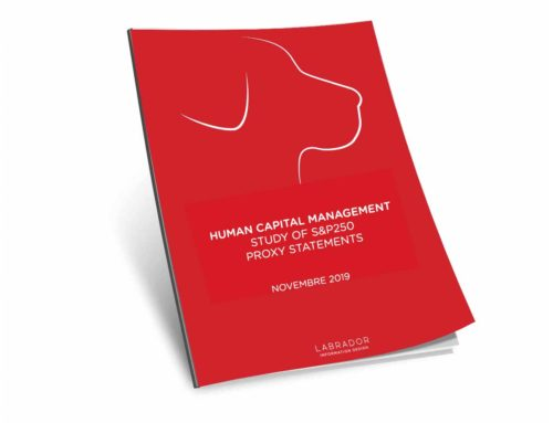 Human Capital Management Study 2019